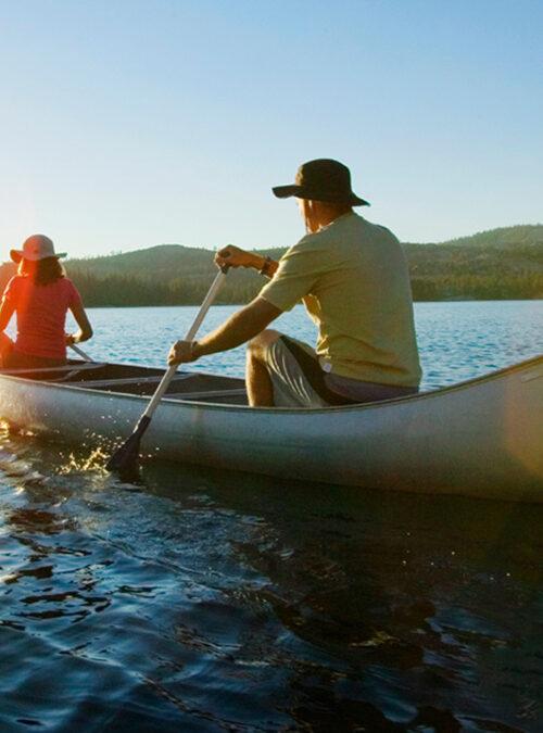 Win a Canoe!